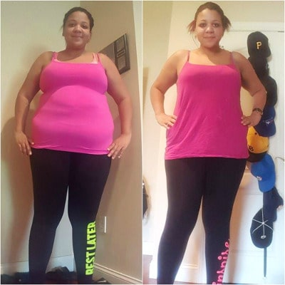 chrissy - weight loss motivation tips
