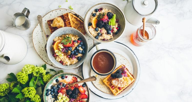 14 Healthy Breakfast Recipes