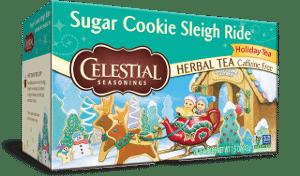 sugar cookie sleigh ride tea