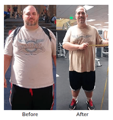 Brent - Phentermine Before and After Pictures